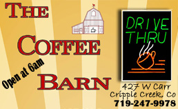 Coffee Barn Ad copy